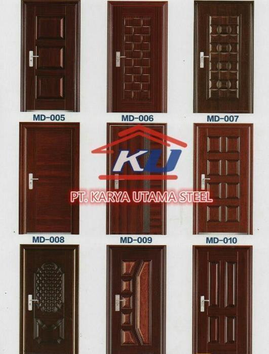 Jual Pintu Baja (Steel Door) Berkualitas Dikirm Dari Sidoarjo