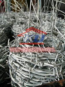 Jual Kawat Duri BWG 14  Ready Sidoarjo