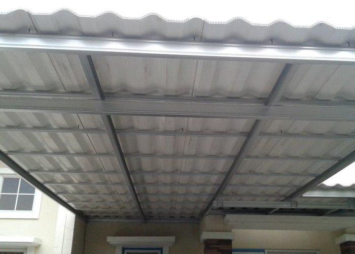 Jual Atap UPVC Rooftop Murah Daerah Sidoarjo
