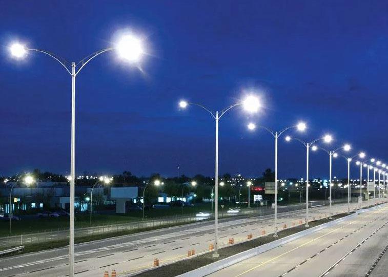 Jual Tiang PJU (Penerangan Jalan Umum) Murah Berkualitas Daerah Sidoarjo