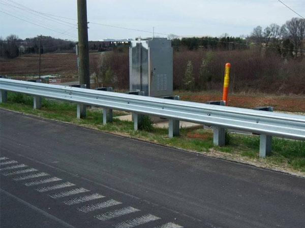 Jual Guardrail Pengaman Jalan Panjang 4320mm