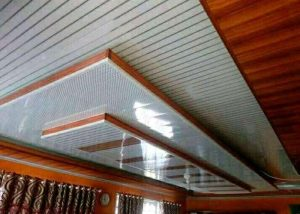 Harga Plafon PVC Knokdon Murah Berkualitas Ready Sidoarjo