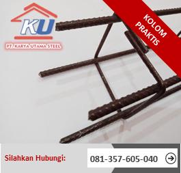 Jual Kolom Praktis Surabaya Ready Stock Harga Include PPN