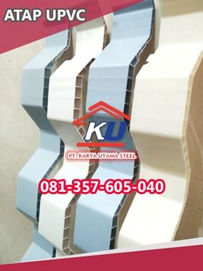 Distributor Jual Atap Dingin Rooftop Panjang 4m Ready Stock Surabaya