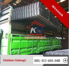 Supplier Wiremesh Surabaya M4 – M12 Siap Kirim Seluruh Indonesia