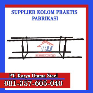 Harga Kolom Praktis Surabaya Terjangkau dan Berkualitas Panjang 3 Meter