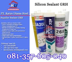 Supplier Jual Sealant GRH Berbagai Tipe Untuk ACP Surabaya Sidoarjo Jawa Timur