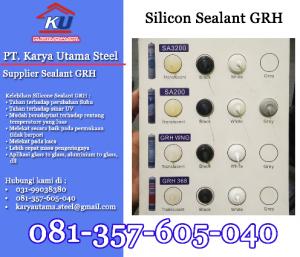 Supplier Sealant ACP GRH Surabaya Sidarjo Jawa Timur Murah Berbagai Warna