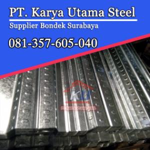 Supplier Bondek Surabaya Murah Ready Panjang 4 Meteran