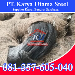Jual Kawat Bendrat 20 kg/ Roll Harga Murah Surabaya