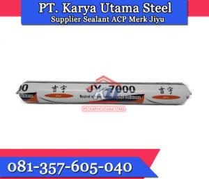 Jual Sealent Jiyu Kemasan Sosis 620 ML Warna Hitam Ready Stock