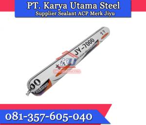 Supplier Sealant ACP Merk Jiyu Pengiriman dari Surabaya Sidoarjo Utara