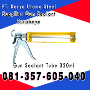 Supplier Jual Alat Tembak silikon atau silicone sealant Sosis Tabung dan Tube Surabaya Murah