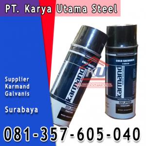 Jual Cat Tahan Karat Cold Galvanize Surabaya Karmand 404 CG
