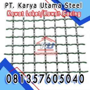 Supplier Jual Kawat Wiremesh Galvanis Untuk Kandang Surabaya