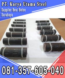 Supplier Besi Tulangan Beton Murah Harga Pabrik Pengiriman dari Surabaya Sidoarjo